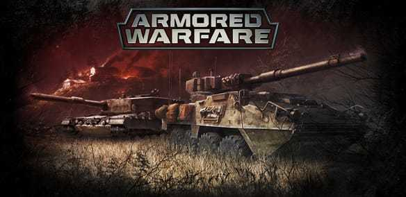 Armored Warfare mmorpg gratuit