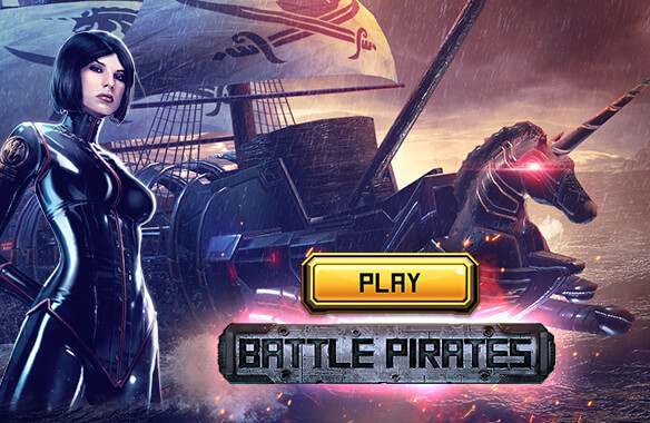 Battle Pirates mmorpg gratuit