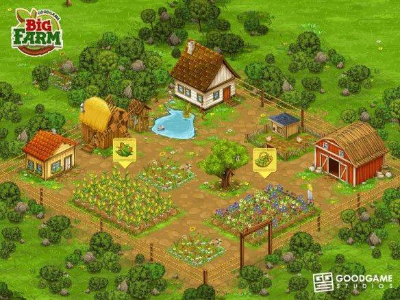 GoodGame Big Farm mmorpg gratuit