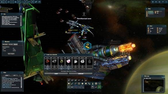 Dark Orbit mmorpg gratuit