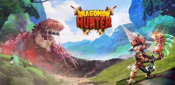 Dragomon Hunter mmorpg gratuit