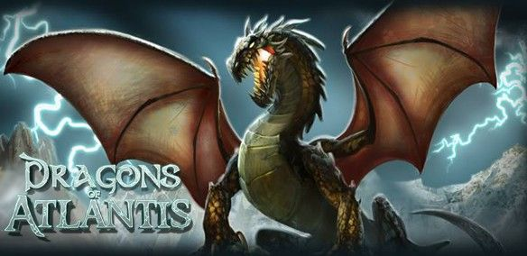 Dragons of Atlantis mmorpg gratuit