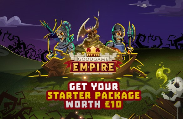 GoodGame Empire mmorpg gratuit