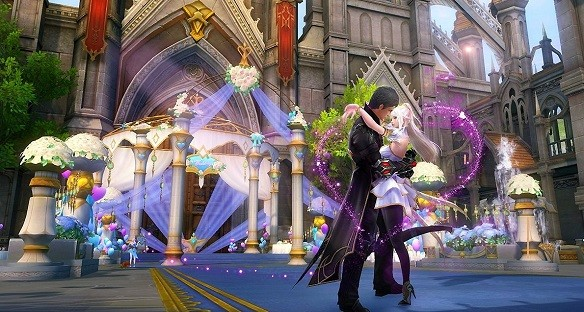 Eternal Magic mmorpg gratuit
