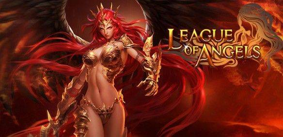 League of Angels mmorpg gratuit