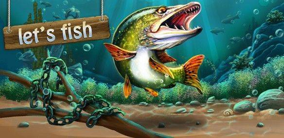 Let's Fish mmorpg gratuit