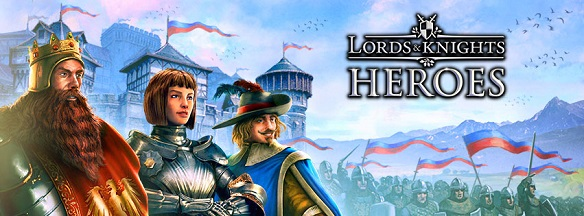 Lords & Knights mmorpg gratuit