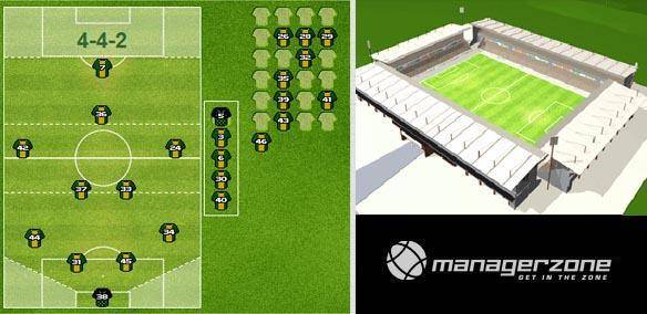 ManagerZone Football mmorpg gratuit
