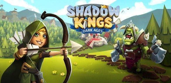 Shadow Kings: Dark Ages mmorpg gratuit