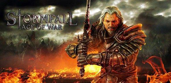 Storm Fall: Age of War mmorpg gratuit
