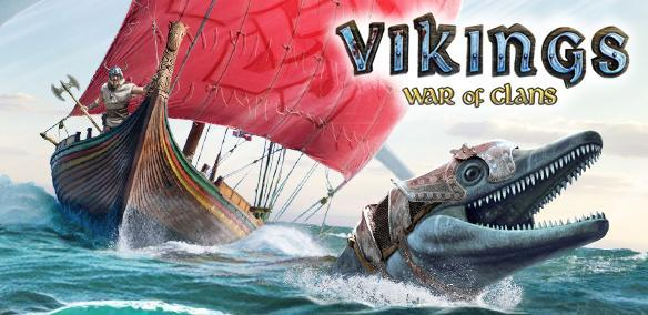 Vikings: War of Clans mmorpg gratuit